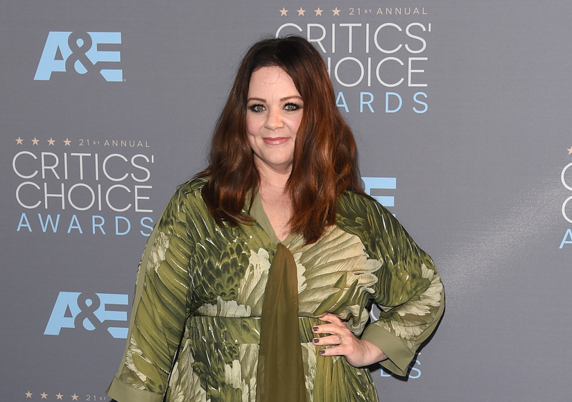 Melissa McCarthy Reveals Her Weight-Loss Secret: 'You Don't Do Anything Fun'