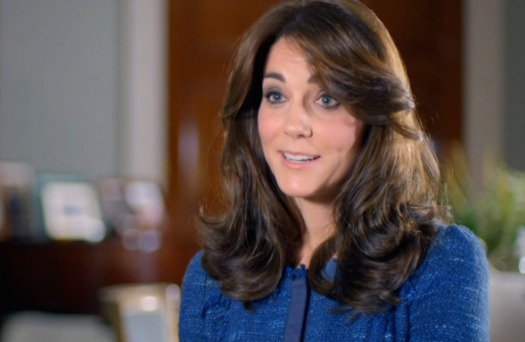 Kate Middleton on the Queen's Special Affection for Princess Charlotte