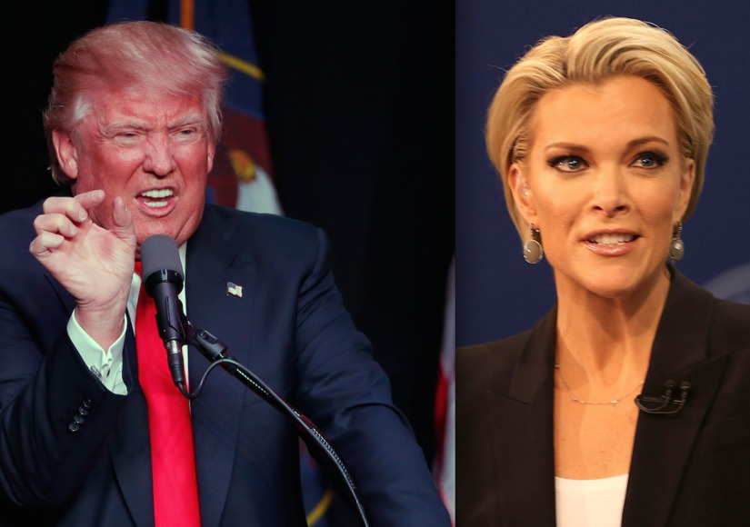 Donald Trump & Megyn Kelly's Feud Just Got Even Worse