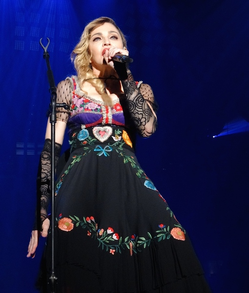 Madonna Ends Controversial World Tour: 'God Forbid a Mother Should Miss Her Son'
