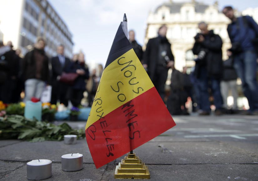 Celebrities React to Brussels Terrorist Attacks