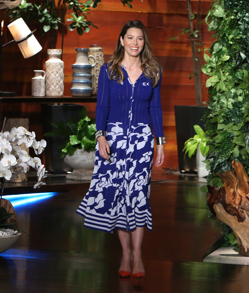 Jessica Biel's Epic Response to Pregnancy Rumors