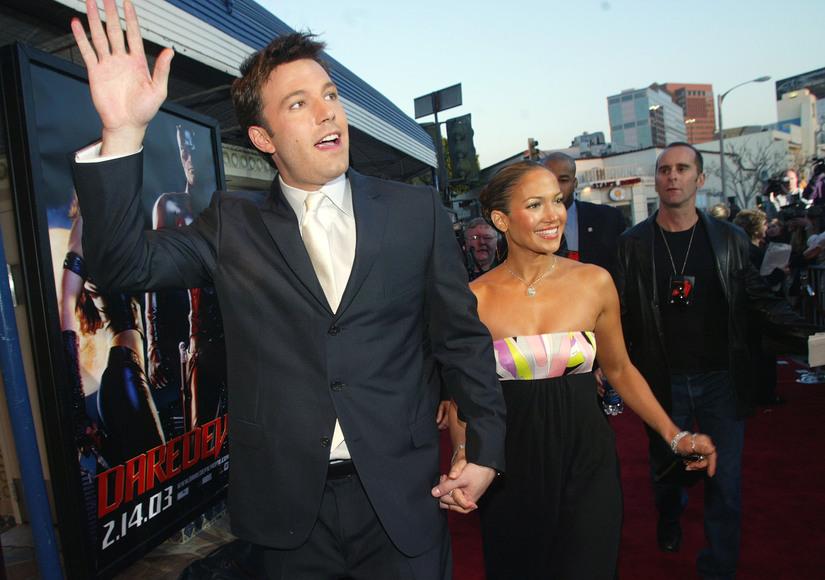 Jennifer Lopez Reflects on Relationship with Ben Affleck