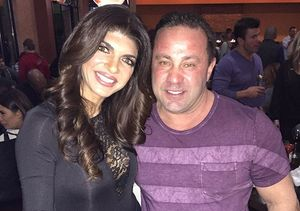Teresa Giudice's First Words After Joe's Deportation News