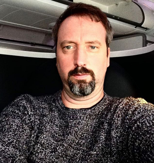 Extra Scoop: Tom Green to Help Man Arrested over 'Freddy Got Fingered' VHS…