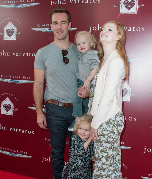 James Van Der Beek & Wife Welcome Fourth Child — Find Out Her Name!