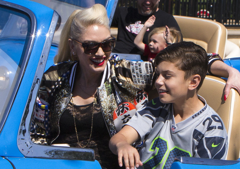 Gwen Stefani Would Feel 'Blessed' If One of Her Kids Were Gay