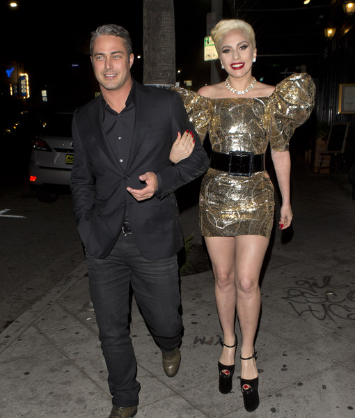 Lady Gaga Throws Herself a Glitzy, Star-Studded 30th Birthday Party