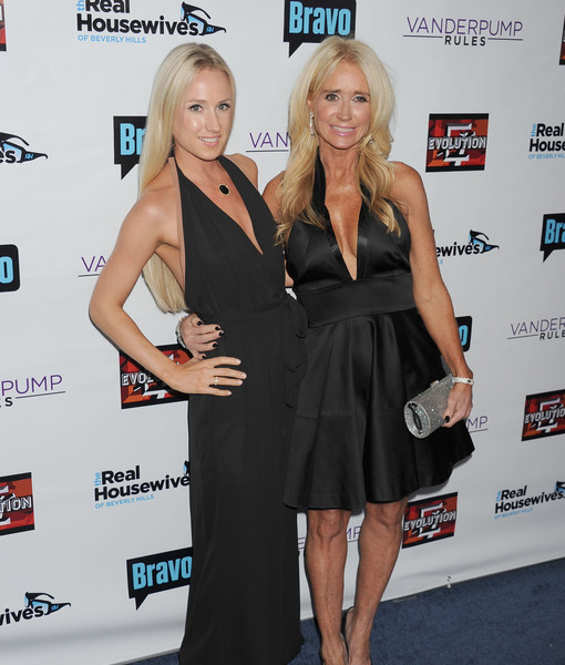 Kim Richards Will Be a Grandma For First Time Ever