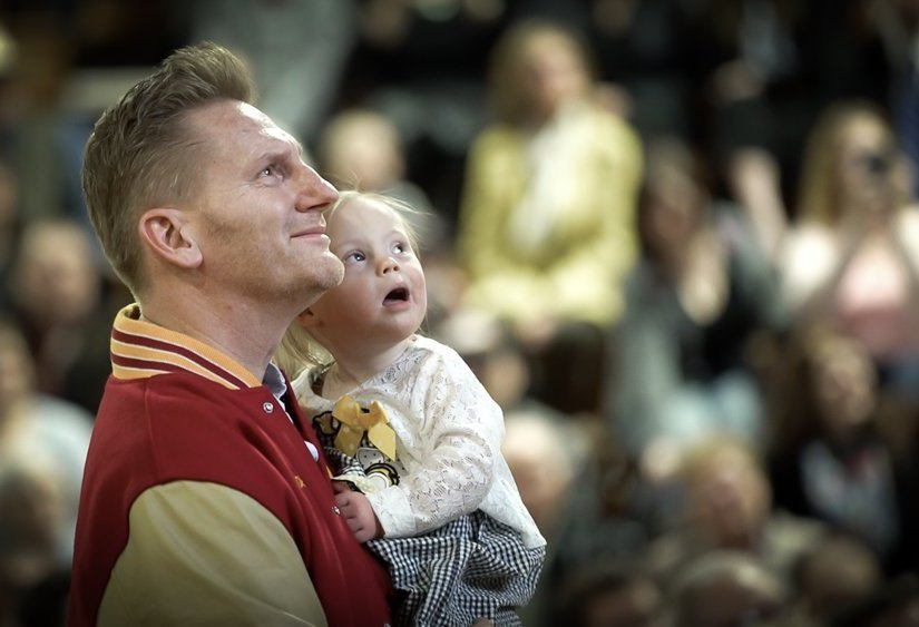 Rory Feek Reveals How Daughter Indiana Is Coping with Joey's Death