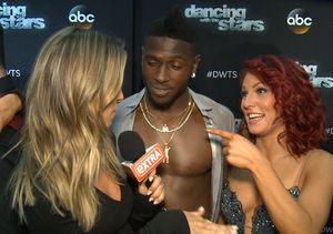 'DWTS' Week 2: Antonio Shows Off His Abs & Geraldo Gets Eliminated