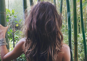 Halle Berry Joins Instagram with Topless Jungle Photo