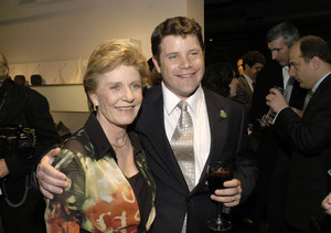 Patty Duke's Son Sean Astin Pays Tribute to His Mom
