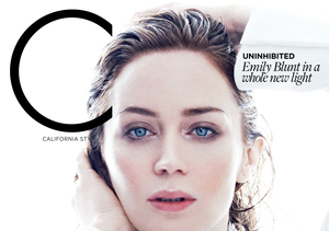 Emily Blunt Sometimes Forgets She's Pregnant with Second Child