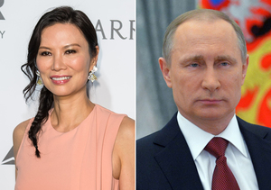 Are Wendi Deng & Vladimir Putin Dating?