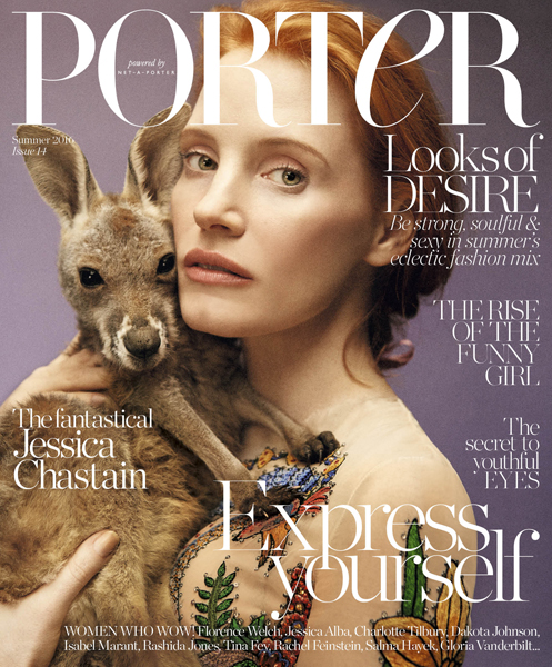 Porter-cover