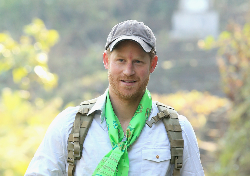 Rumor Bust! Prince Harry Is Not Moving to America to Find a Wife