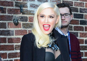 Gwen Flaunts Her Figure in NYC