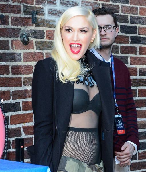 This Is What Gwen's Abs Look Like