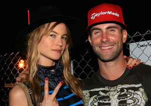 Daddy-to-Be Adam Levine's Sweet Message about Behati Prinsloo
