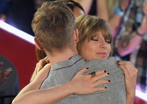Taylor Gushes Over 'Boyfriend Adam'