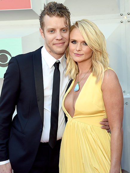 Miranda Lambert & Anderson East Make Red-Carpet Debut at ACM Awards