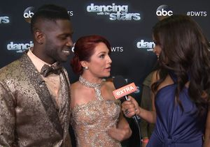 'DWTS' Week 3: Backstage with the Stars and Their Pro Partners