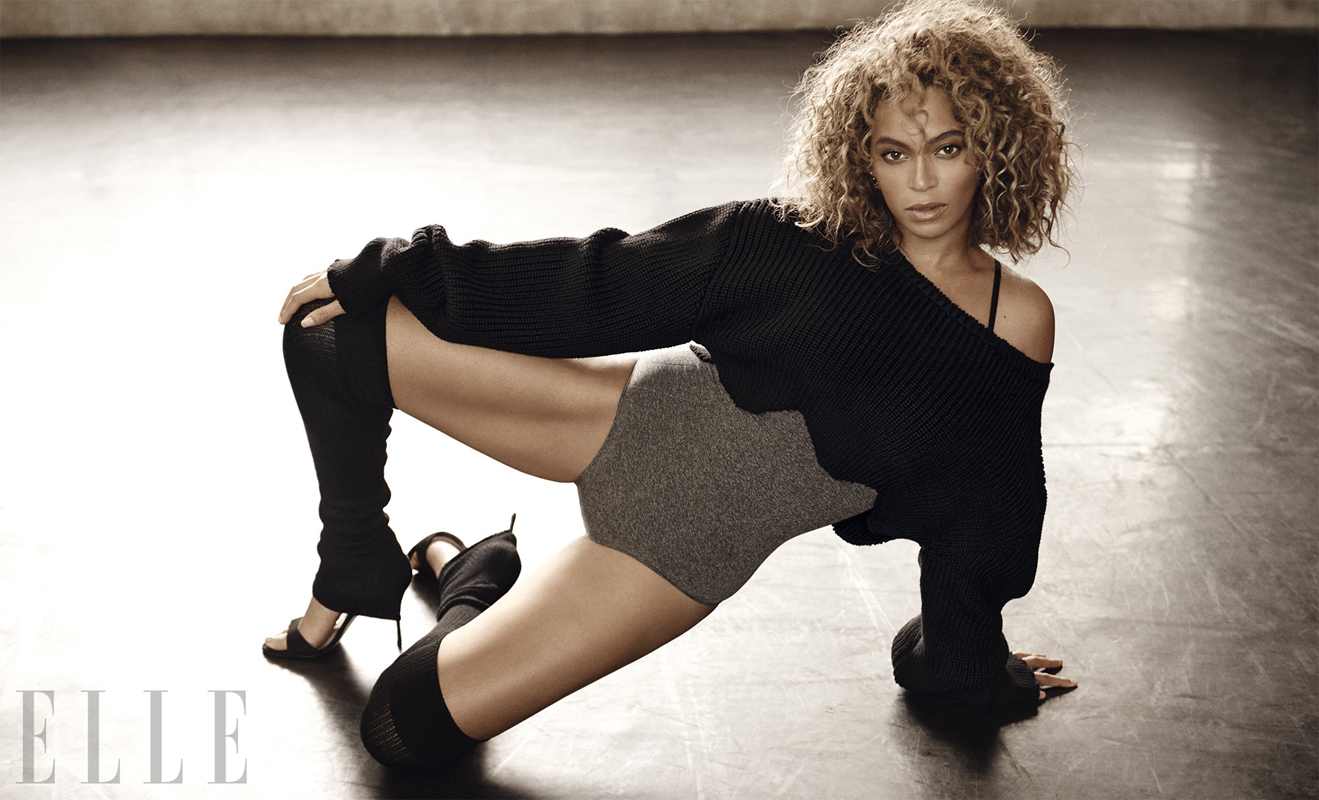 Beyonc 233 Pays Homage To Flashdance Comments On