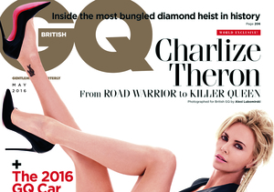 Charlize Theron Talks Hardships of Being a Gorgeous Actress