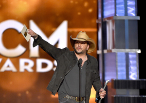 Jason Aldean on What It Means to be ACM's Entertainer of the Year