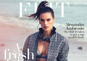 Alessandra Ambrosio Explains How Motherhood Impacted Her Body and Modeling…