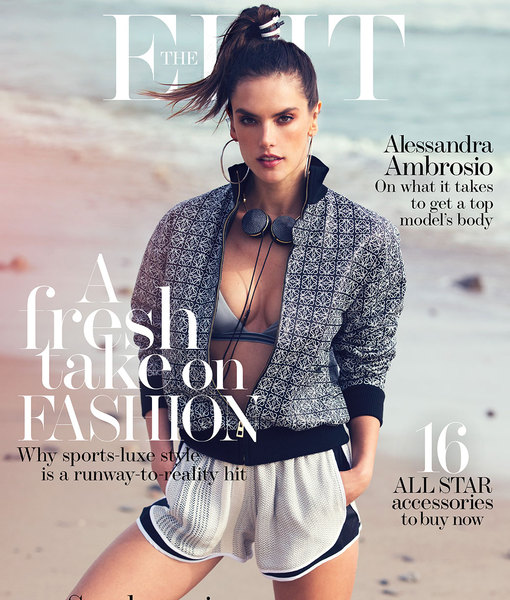 Alessandra Ambrosio Explains How Motherhood Impacted Her Body and Modeling Decisions