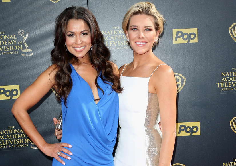 'Extra's' Charissa Thompson and Tracey Edmonds to Be Honored at Genii Awards