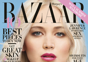 Jennifer Lawrence on Her Body: 'I Don't Feel Like the Fattest One'