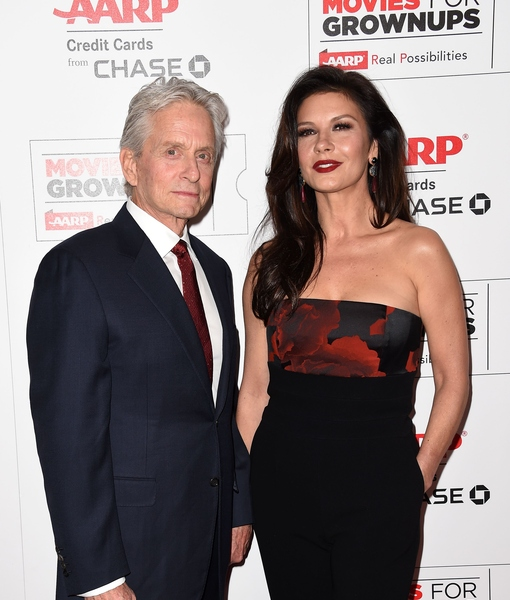Catherine Zeta-Jones Reveals Secret to Her 17-Year Marriage to Michael Douglas