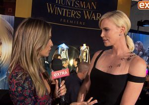 Charlize Theron Says Her Baby Girl August Is 'Growing Like a Weed'