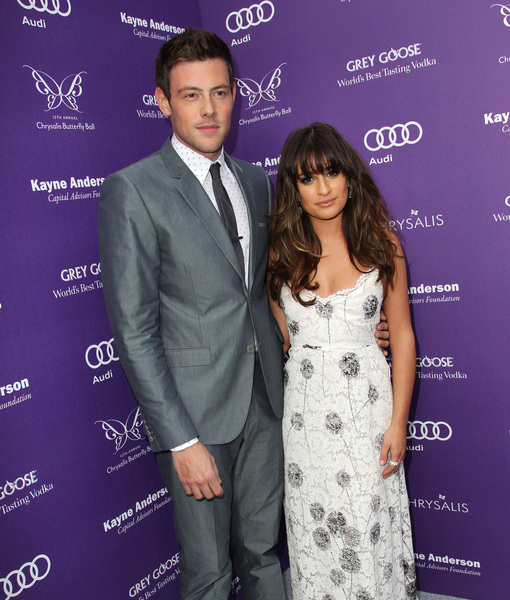 Lea Michele Honors Cory Monteith & Her Grandmother with Two New Tattoos
