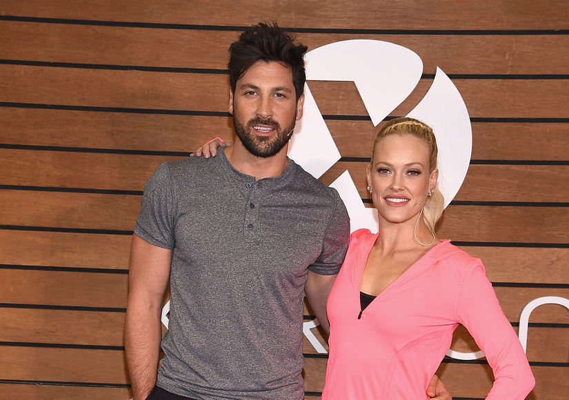 Maksim Chmerkovskiy & Peta Murgatroyd Welcome Baby Boy — What's His Name?