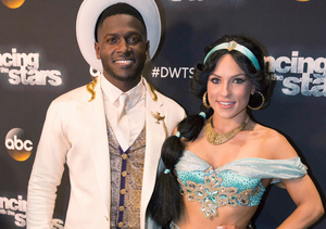 Sharna Burgess' 'DWTS' Blog: Who She's Got Her Eye on for Switch-Up Week