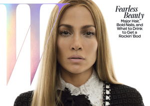 See Jennifer Lopez as a Couture Chameleon in W Magazine