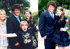 Adorbs! Bindi Irwin's Never-Before-Seen Prom Pics