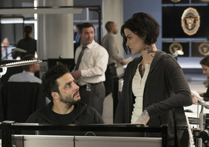 'Blindspot' Exclusive! Jane and Weller Work with an Unlikely Ally to Take Down…