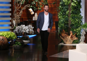 Chris Hemsworth's Awkward Conversation with Daughter India About Male…