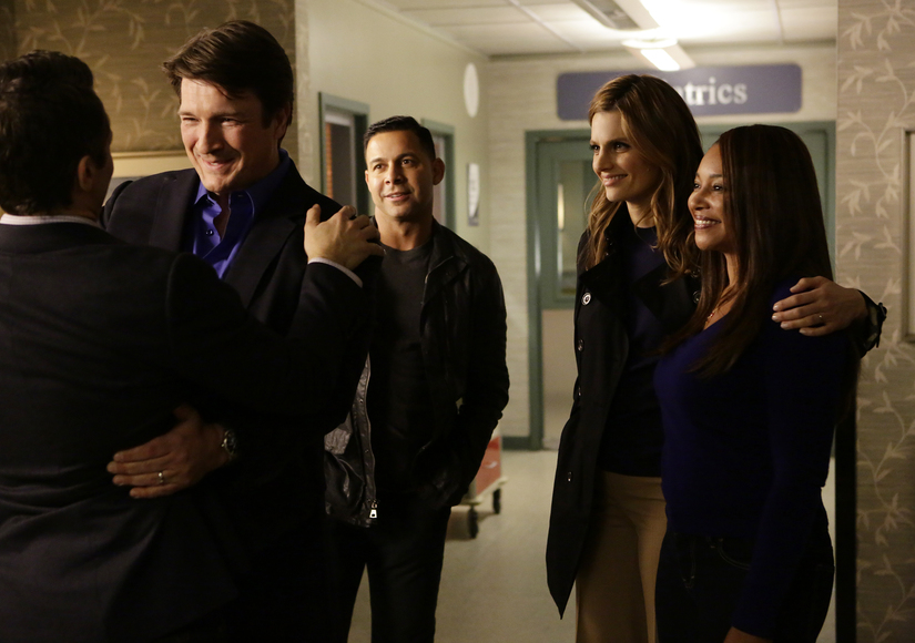 Stana Katic Exits 'Castle' After 8 Seasons