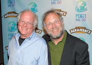 Ben & Jerry Arrested