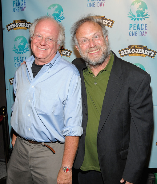 Extra Scoop: Ben & Jerry Arrested
