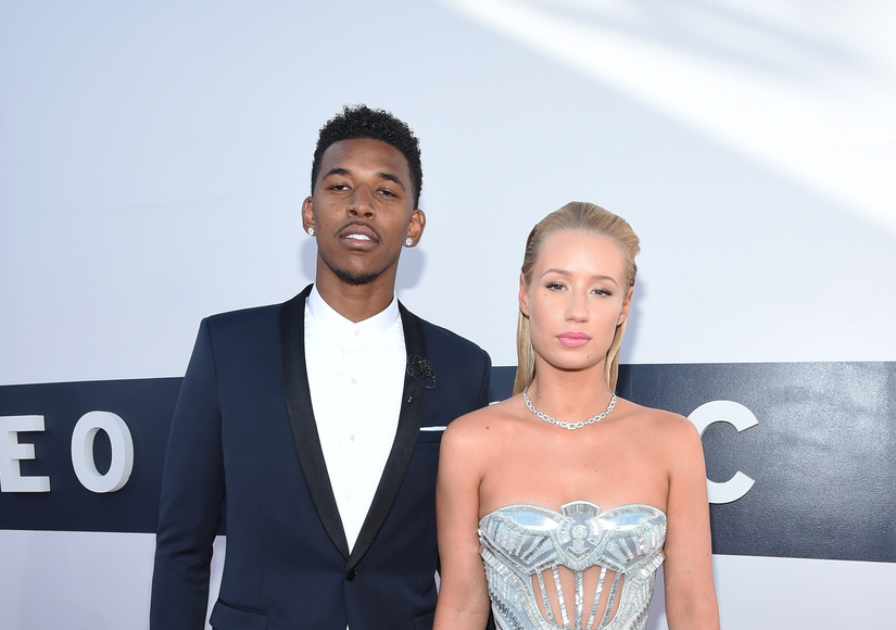 Nick Young Iggy Azalea Engaged