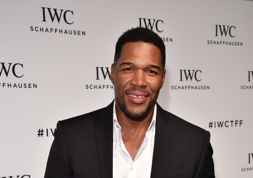 Michael Strahan Exits 'Live!' for 'Good Morning America' Gig