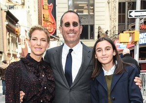 Jessica Seinfeld on Jerry: 'He Grew Into a Father That I Could Only…