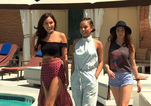 Karreuche Tran's Coachella Fashion and Makeup Tips